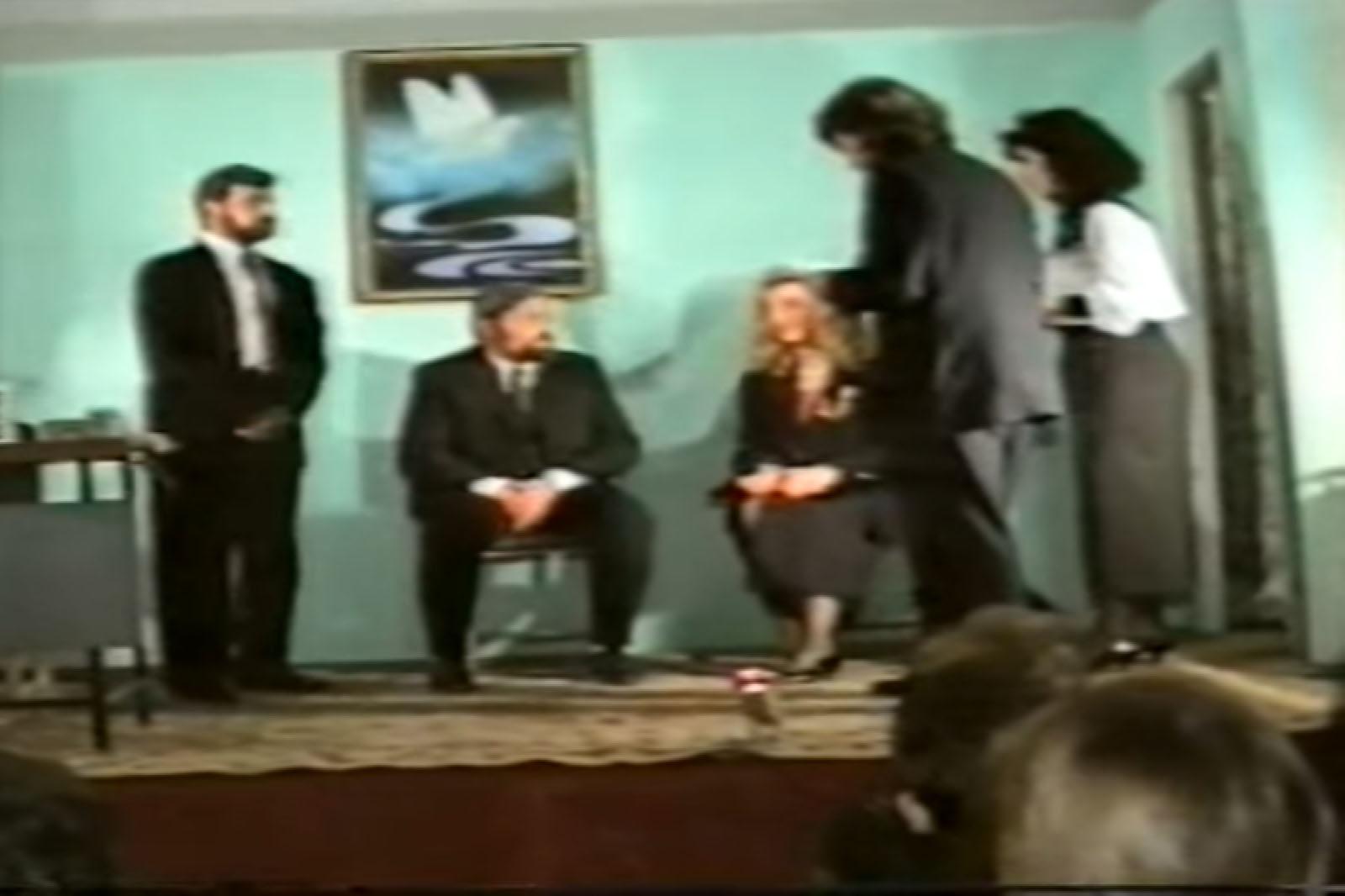 ΘΕΑΤΡΙΚΗ ΠΑΡΑΣΤΑΣΗ Ο ΕΑΥΤΟΥΛΗΣ ΜΟΥ 1992