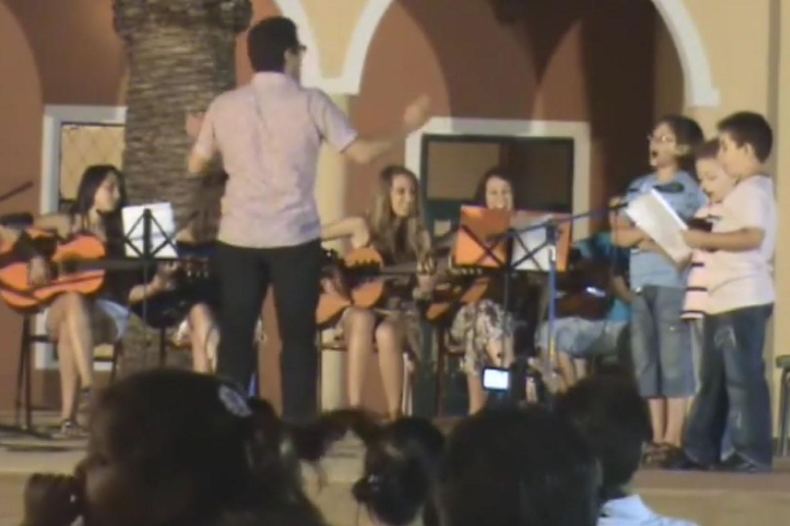 Μουσικοχορευτική εκδήλωση Μουσικών Τμημάτων Πολιτιστικού Συλλόγου (2011)