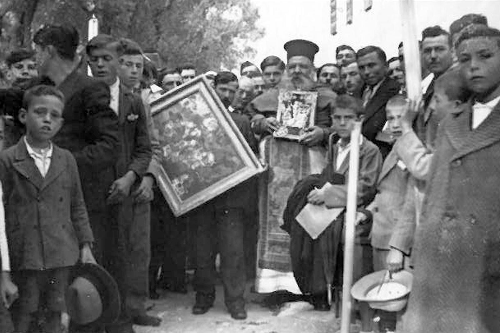 ΛΕΙΤΑΝΙΑ ΠΑΝΑΓΙΑΣ 1948